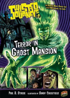 Terror in Ghost Mansion - Storrie, Paul D