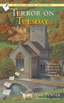 Terror on Tuesday - Purser, Ann