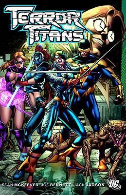 Terror Titans - McKeever, Sean