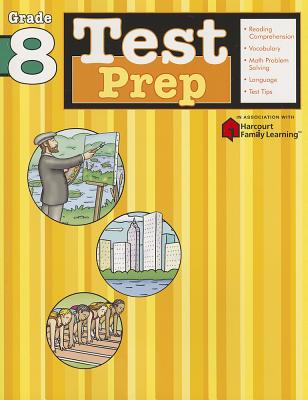 Test Prep, Grade 8 - Flash Kids (Editor)