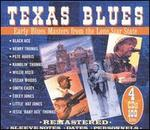Texas Blues: Early Blues Masters from the Lone Star State - Various Artists