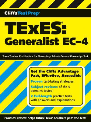 TExES: Generalist EC-4: Texas Teacher Certification for Elemenatary School: General Knowledge Test - Ayala, Javier, and Hademenos, George J, Ph.D., and Haley-Brown, Perry Kay