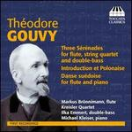 Th�odore Gouvy: Serenades for Flute and Strings