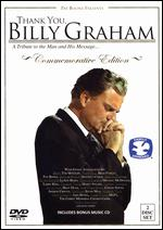 Thank You, Billy Graham -