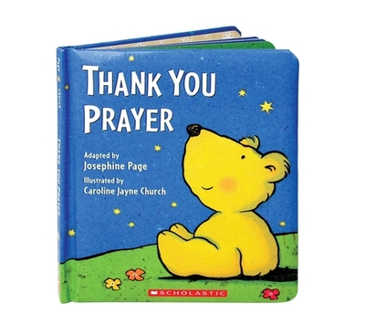 Thank You Prayer - Page, Josephine, and Church, Caroline Jayne (Illustrator)