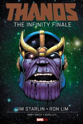 Thanos: The Infinity Finale - Guru Efx, and Various Artists, and Lim, Ronald