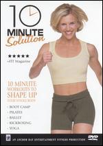 The 10 Minute Solution - Andrea Ambandos