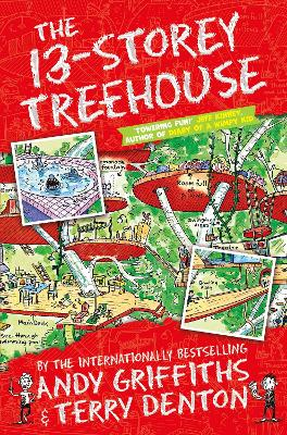 The 13-Storey Treehouse - Griffiths, Andy