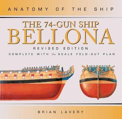 """The 74-Gun Ship """"Bellona"""" - Lavery, Brian"""
