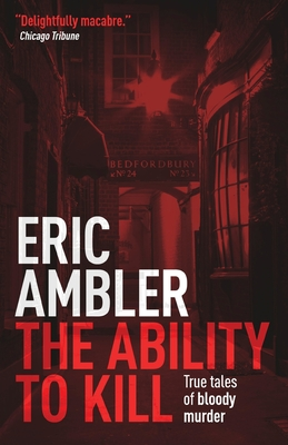 The Ability to Kill - Ambler, Eric