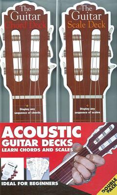 The Acoustic Guitar Chord & Scale Decks - Amsco Music (Creator)