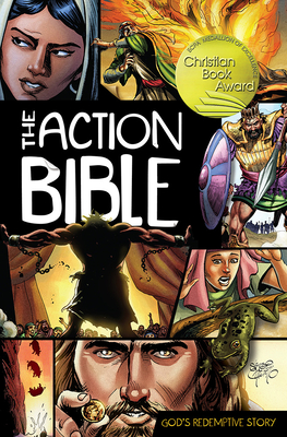 The Action Bible: God's Redemptive Story - Mauss, Doug (Editor)