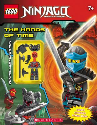 The Activity Book with Minifigure (Lego Ninjago) - Ameet Studio