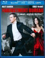 The Adjustment Bureau [2 Discs] [Blu-ray/DVD]