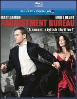 The Adjustment Bureau [Includes Digital Copy] [Blu-ray]