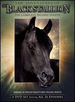 The Adventures of Black Stallion: The Complete Second Season [4 Discs]