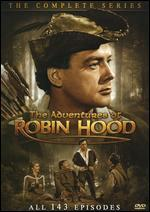 The Adventures of Robin Hood: The Complete Series [11 Discs]