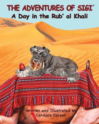The Adventures of Sigi-A Day in the Rub'al Khali -