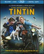 The Adventures of Tintin [2 Discs] [Includes Digital Copy] [Blu-ray/DVD]