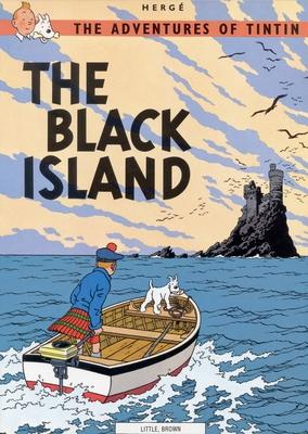 The Adventures of Tintin: Black Island - Herge, and Hergae, and Herg