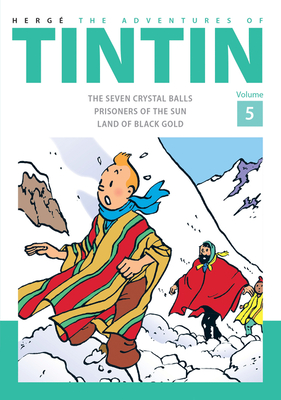 The Adventures of Tintin: Volume 5 - Herge