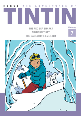 The Adventures of Tintin Volume 7 - Herge
