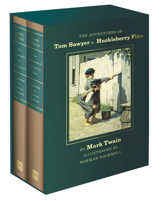 The Adventures of Tom Sawyer and Huckleberry Finn - Twain, Mark