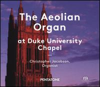 The Aeolian Organ at Duke University Chapel - Amalgam Brass Ensemble; Christopher Jacobson (organ)