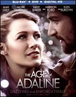 The Age of Adaline [Includes Digital Copy] [Blu-ray/DVD]