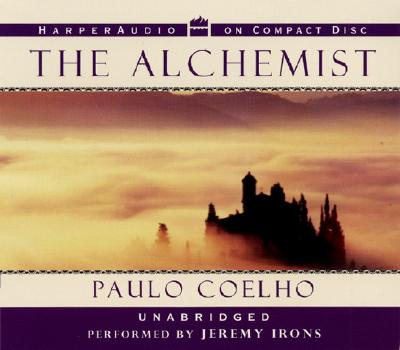 The Alchemist CD - Coelho, Paulo, and Irons, Jeremy (Read by)