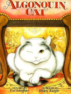 The Algonquin Cat - Schaffner, Val
