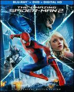 The Amazing Spider-Man 2 [3 Discs] [Includes Digital Copy] [Ultraviolet] [Blu-ray/DVD]