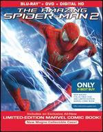 The Amazing Spider-Man 2 [Blu-ray/DVD] [Ultraviolet] [Only @ Best Buy] [Comic Book]