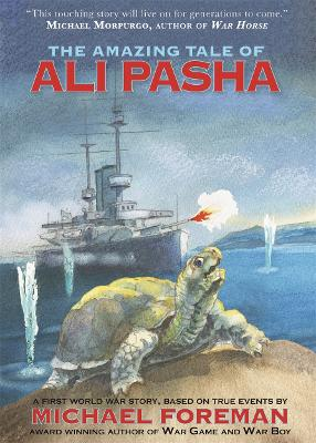 The Amazing Tale of Ali Pasha - Foreman, Michael