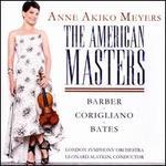 The American Masters: Barber, Corigliano, Bates