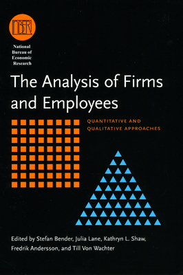The Analysis of Firms and Employees: Quantitative and Qualitative Approaches - Bender, Stefan (Editor)