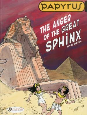 The Anger of the Great Sphinx - De Gieter, Lucien