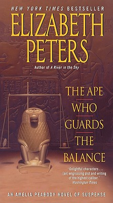 The Ape Who Guards the Balance - Peters, Elizabeth