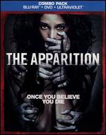 The Apparition [2 Discs] [Includes Digital Copy] [Blu-ray/DVD]