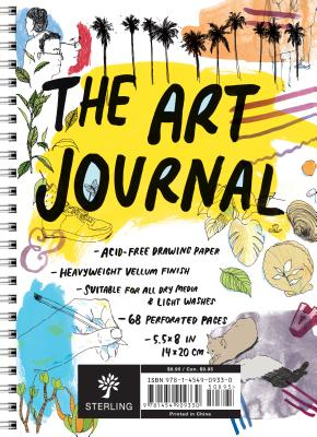 The Art Journal (Small) - Sterling Publishing Company