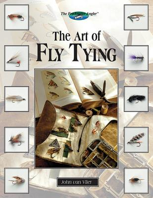 The Art of Fly Tying - Van Vliet, John