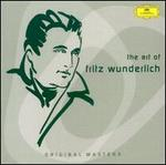 The Art of Fritz Wunderlich [Box Set]