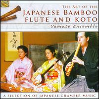 The Art of Japanese Bamboo Flute & Koto - Various Artists