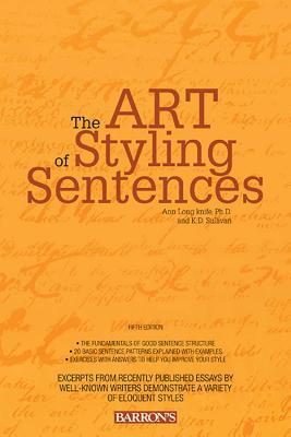 The Art of Styling Sentences - Longknife, Ann, and Sullivan, K.D.