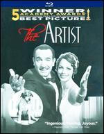 The Artist [Includes Digital Copy] [UltraViolet] [Blu-ray]