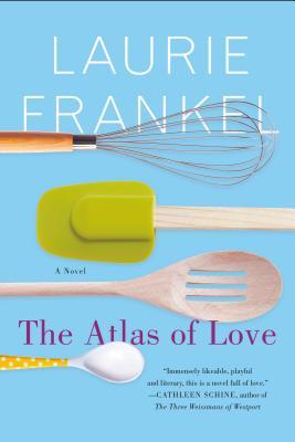 The Atlas of Love - Frankel, Laurie