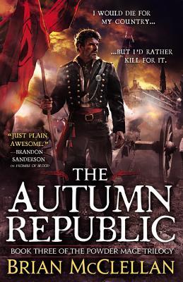 The Autumn Republic - McClellan, Brian