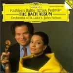 The Bach Album - Anthony Newman (harpsichord); Anthony Newman (organ); Itzhak Perlman (violin); Kathleen Battle (soprano); Orchestra of St. Luke's; John Nelson (conductor)