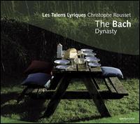 The Bach Dynasty - Atsushi Sakai (cello); Christophe Rousset (harpsichord); Jocelyn Daubigney (flute); Les Talens Lyriques