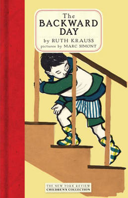The Backward Day - Krauss, Ruth